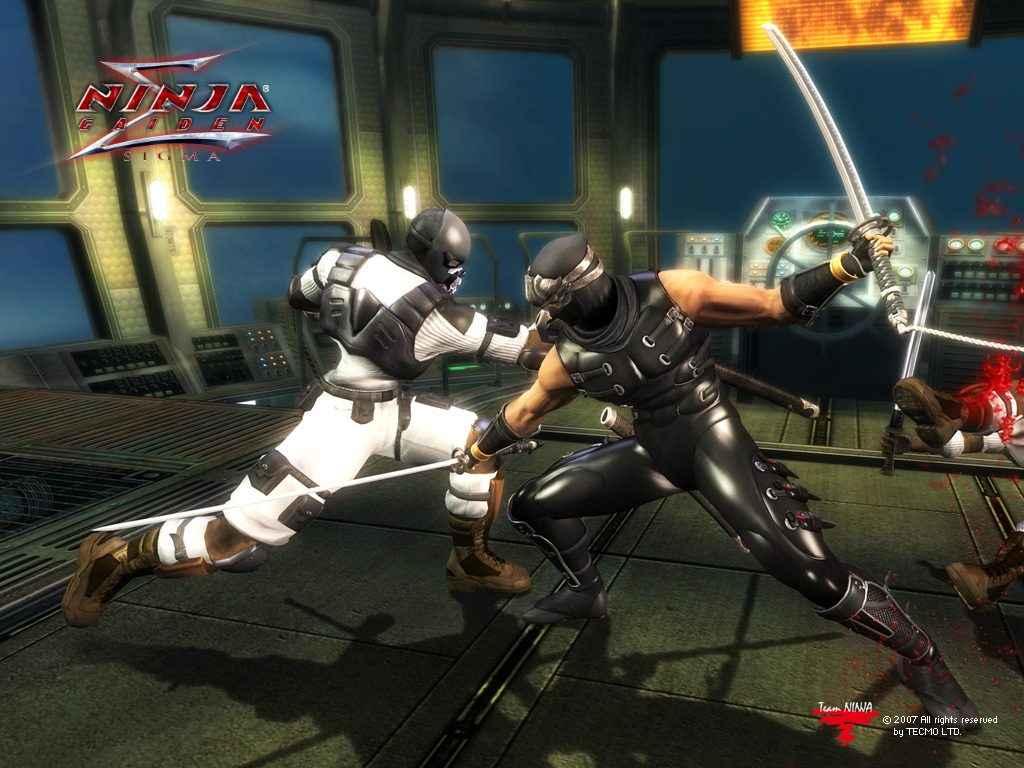 Game Ninja Gaiden Wallpaper: PlayStation Universe