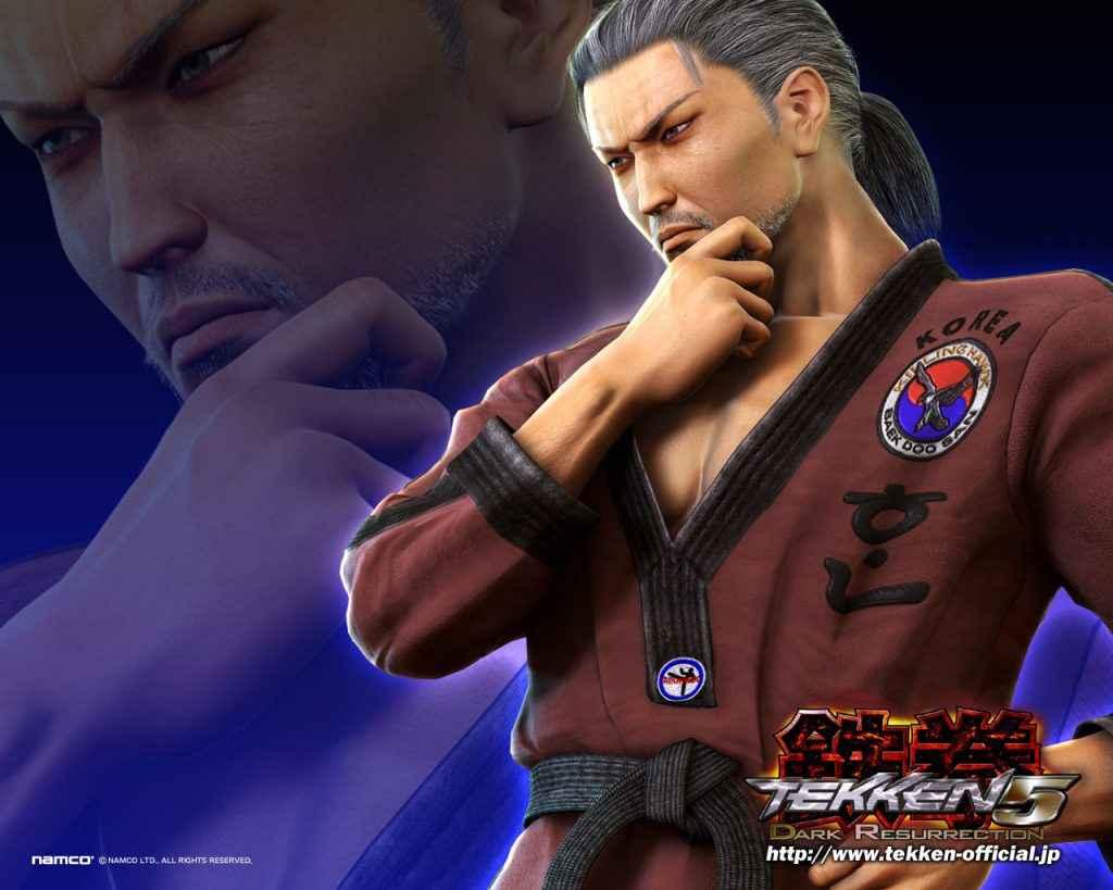 Tekken 5: DR - Baek Doo San - PlayStation Universe
