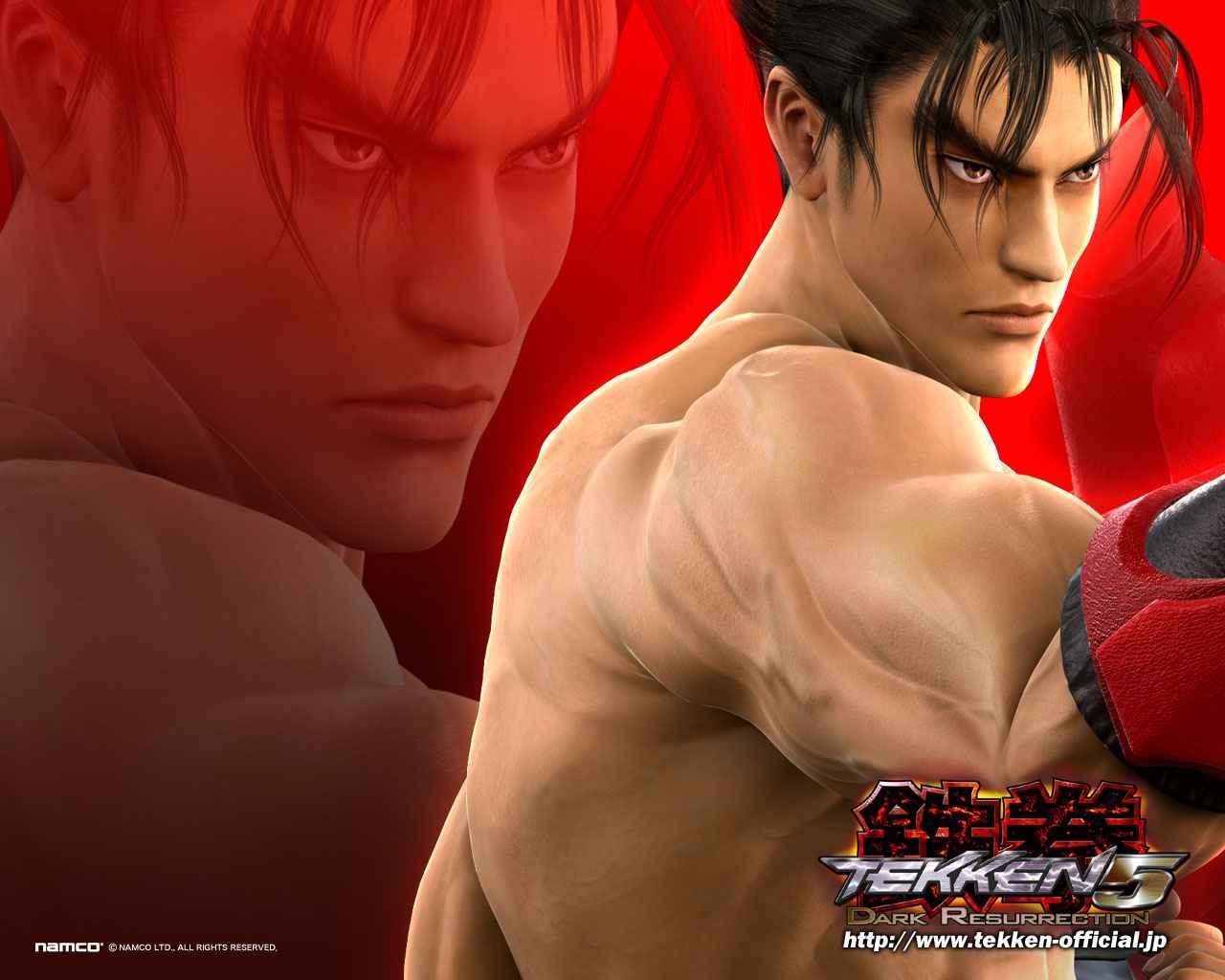 Tekken 5 Dr Jin Kazama Playstation Universe