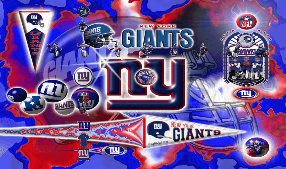 Next Download Theme Facebook Twitter Google Reddit New York Giants With 3 Different Backgrounds