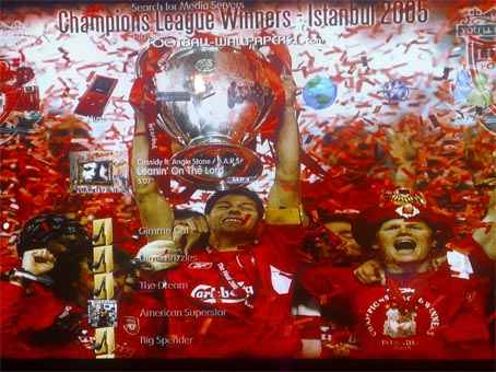 Liverpool FC Champions League - PlayStation Universe