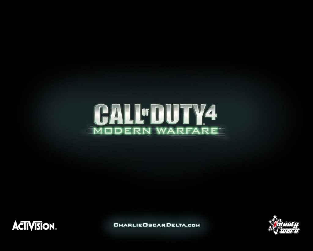 Call Of Duty 4 Modern Warfare Playstation Universe
