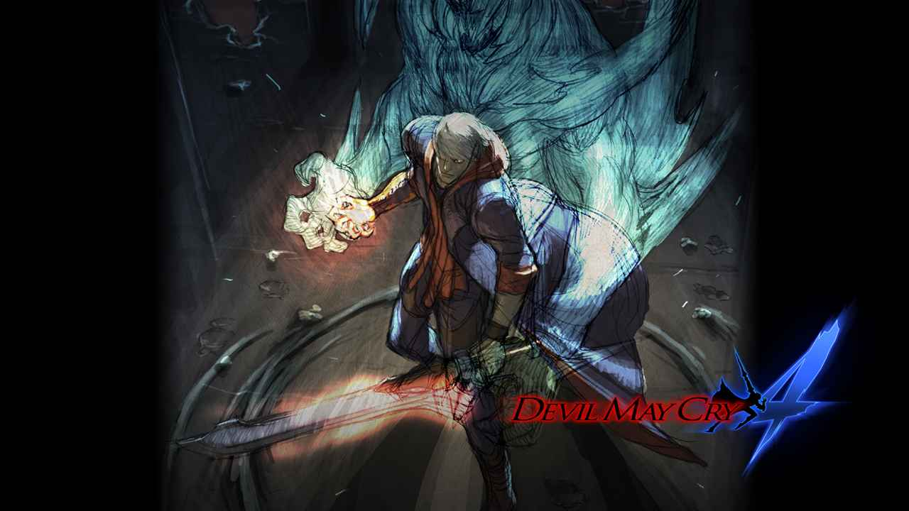 Devil May Cry 4 Wallpaper: PlayStation Universe