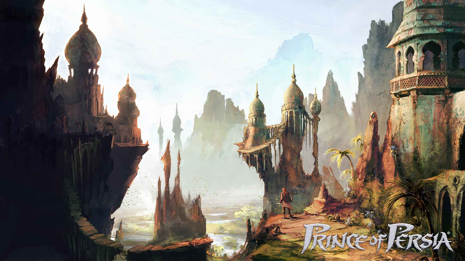 Prince Of Persia 4k Playstation Universe