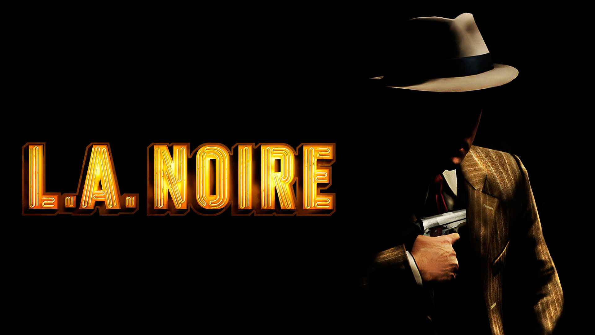 La Noire Wallpapers 1080p Hd Playstation Universe