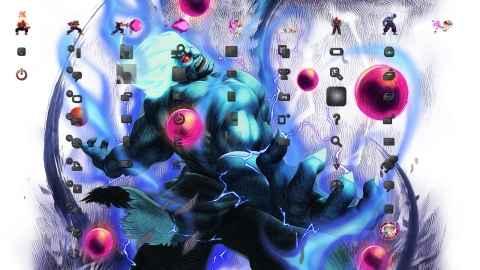 Street Fighter Akuma and Oni Dynamic Theme - PlayStation Universe