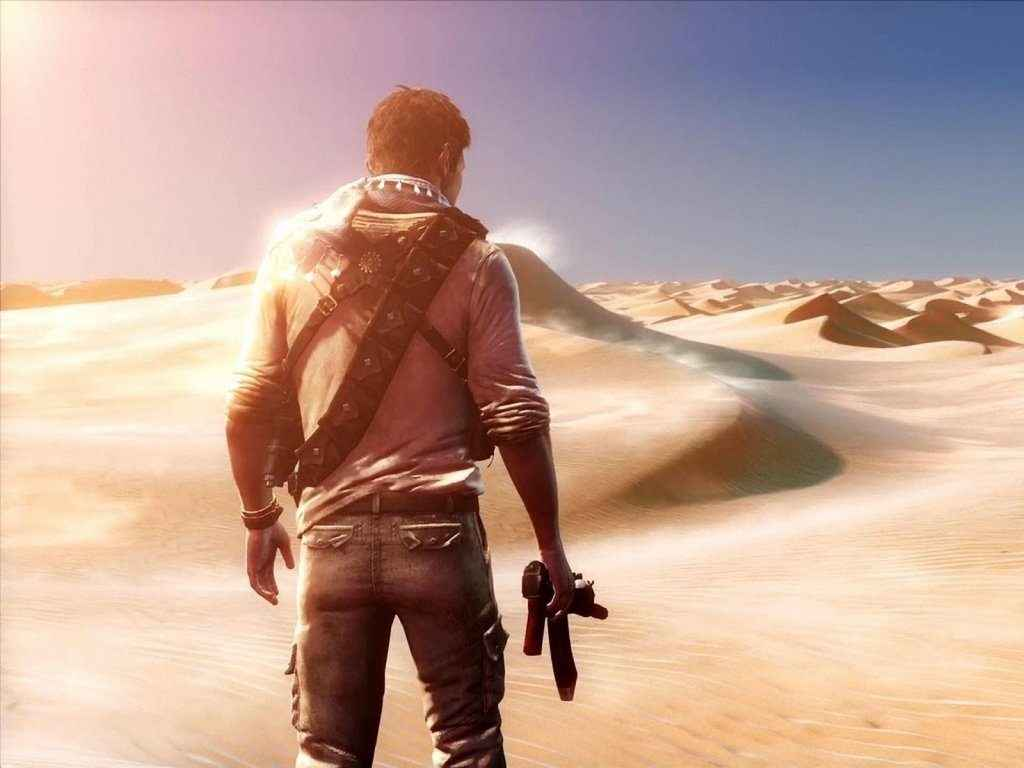 Uncharted 3 Drakes's Deception Wallpaper - PlayStation ... Uncharted 3 Drakes Deception Wallpaper