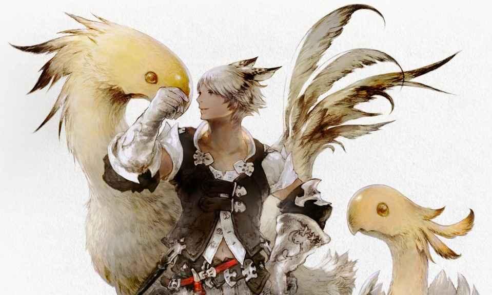 Final Fantasy Xiv A Realm Reborn Fantasy Art Wallpapers: PlayStation Universe