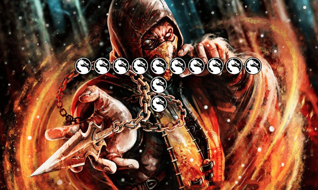 Mortal Kombat X Scorpion Playstation Universe