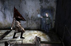 history silent hill games