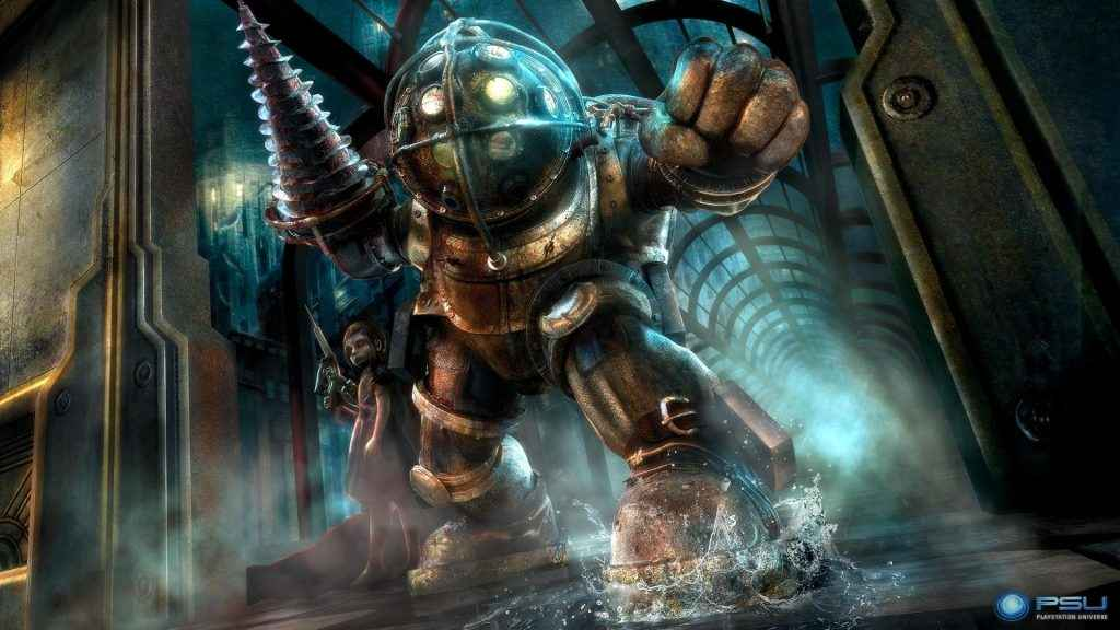bioshock the collection ps4 theme