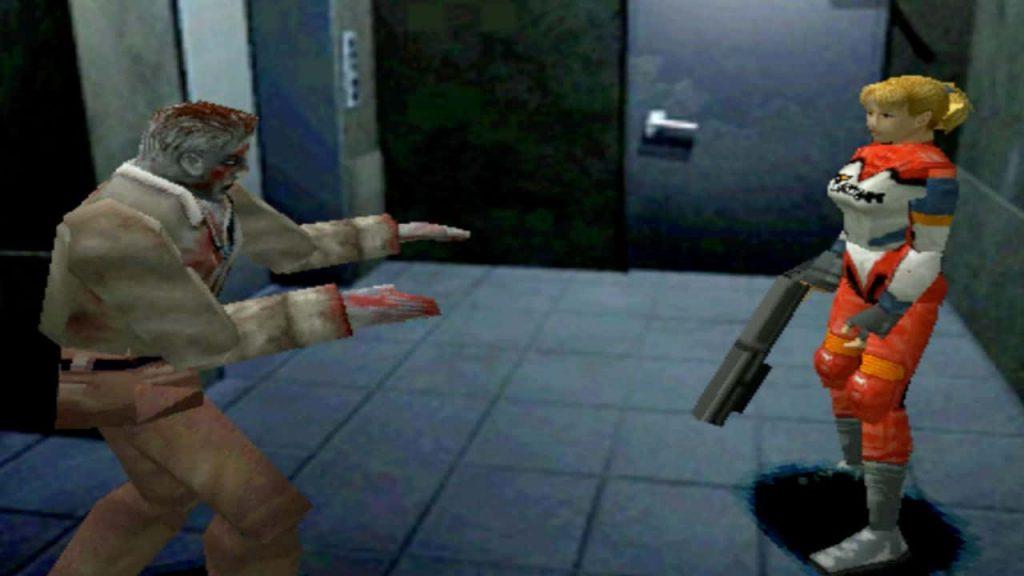 history of resident evil games - 3