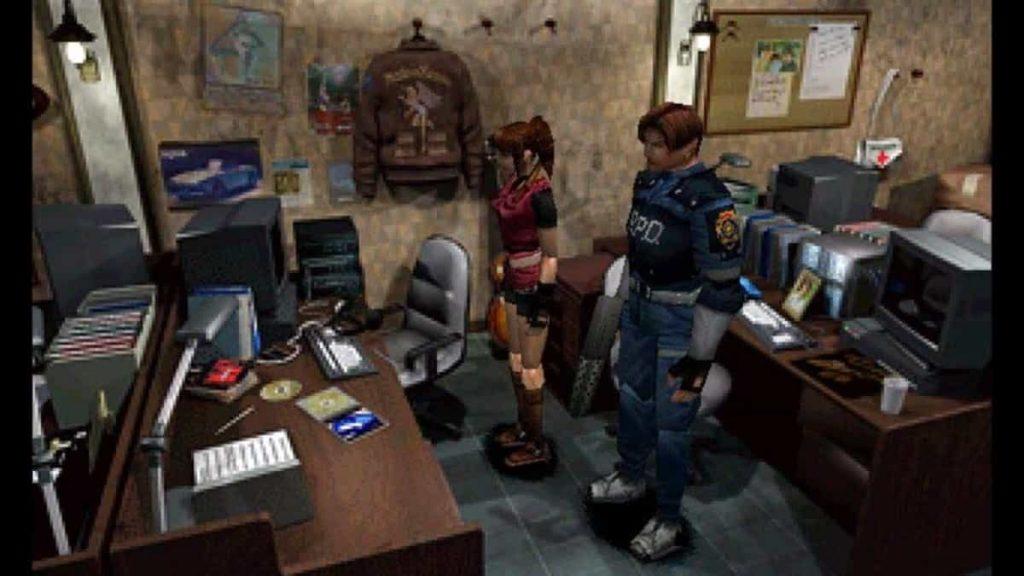 history of resident evil games - 5