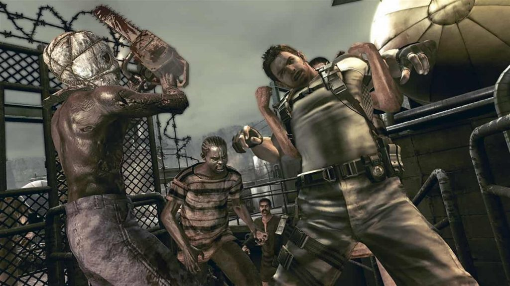 history of resident evil games - 10