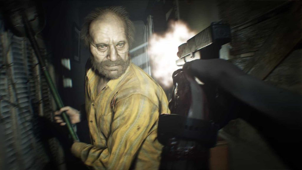 history of resident evil games - 14
