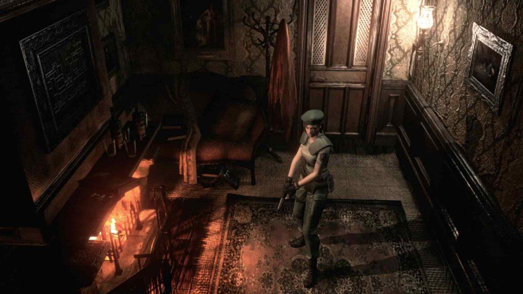 history of resident evil games - 8