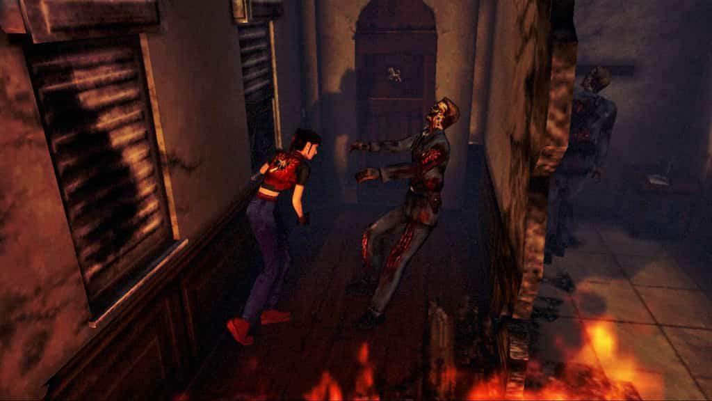 history of resident evil games - 7