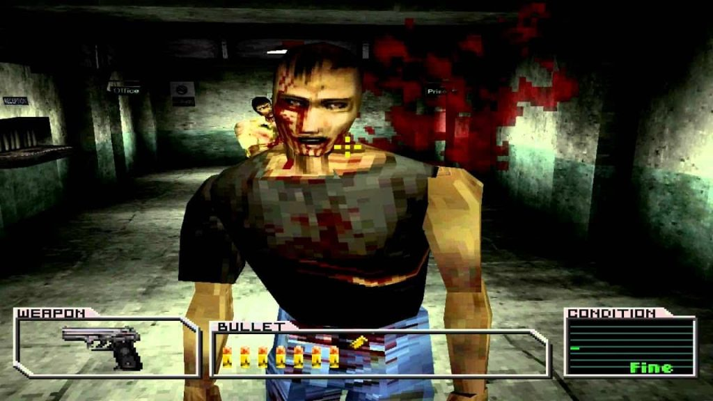 history of resident evil games - 6