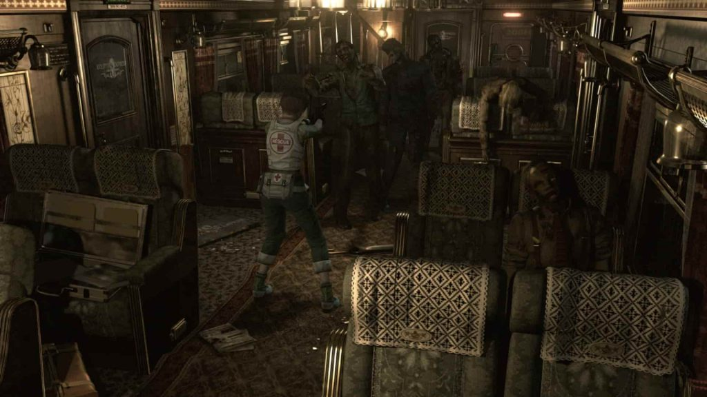 history of resident evil games - 9