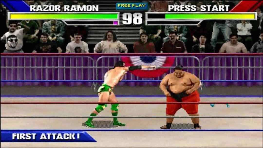 WWE Games 02