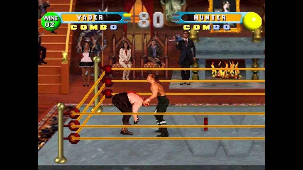 WWE Games 03