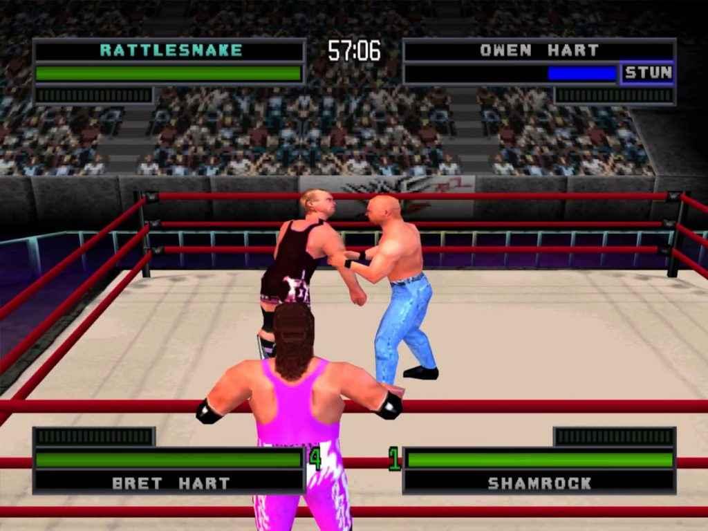 WWE Games 04