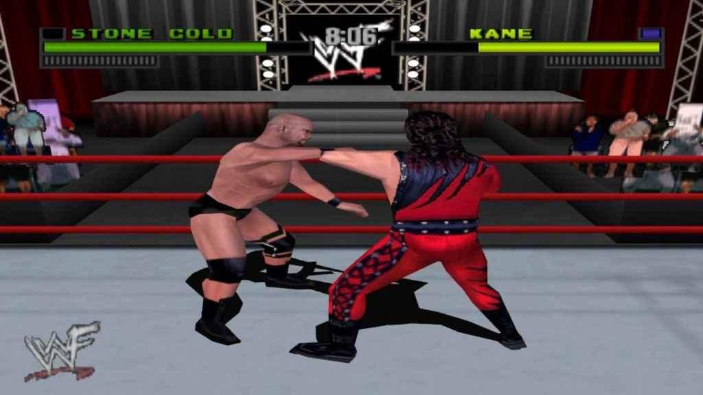 WWE Games 05
