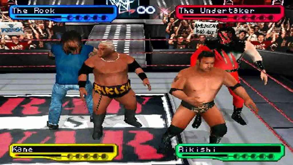 New Wrestling Game For Ps3 : Wwe games the best and worst wrestling ever