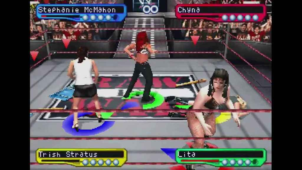WWE Games 07