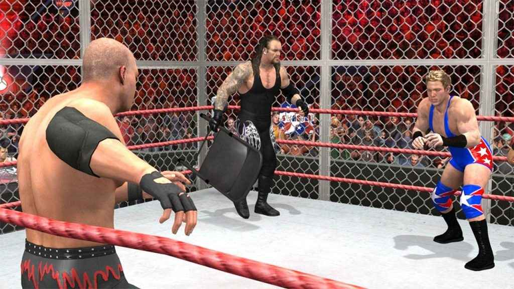 27 WWE Games - The Best And Worst Wrestling Games Ever - PlayStation