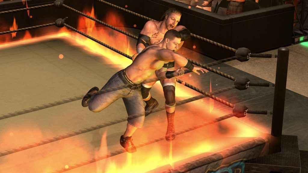 WWE Games 16
