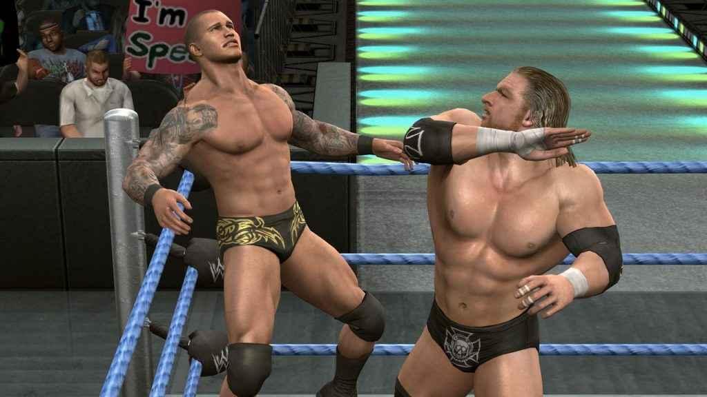 WWE Games 18