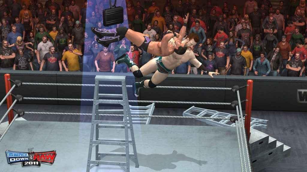 WWE Games 19