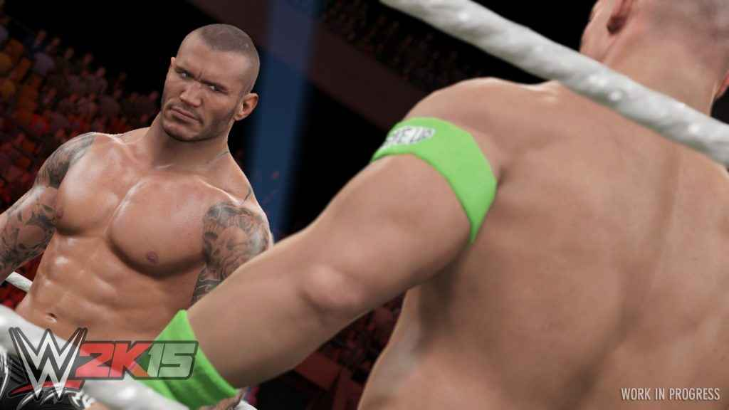 WWE Games 24
