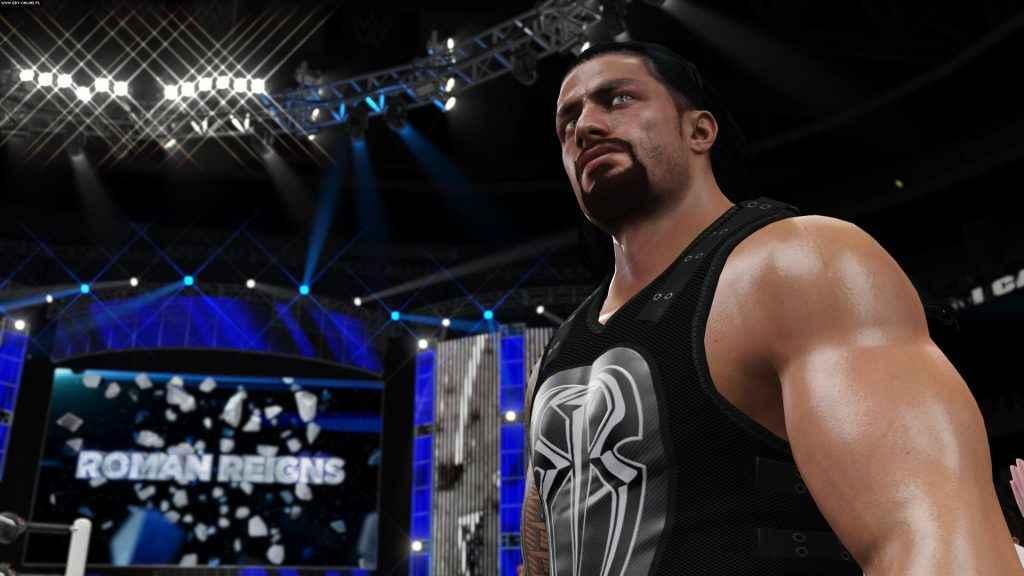 WWE Games 25