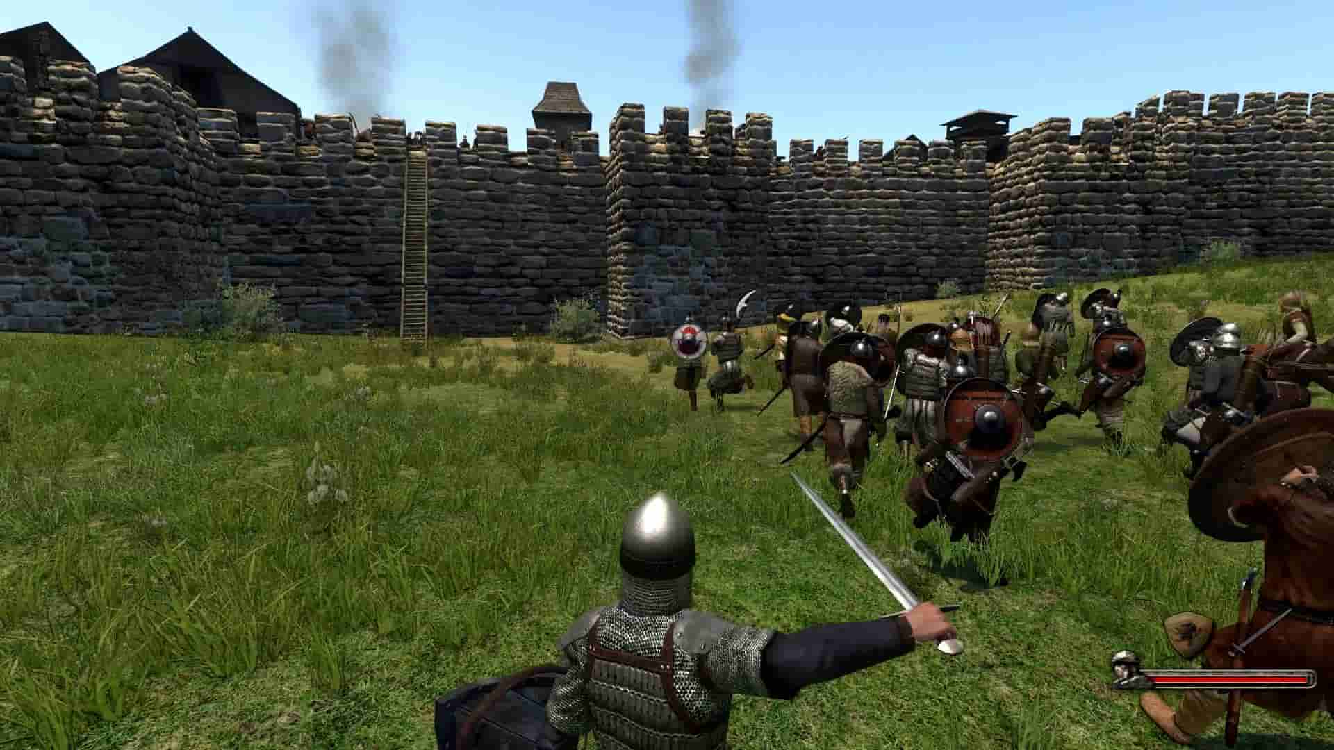 Mount And Blade Warband Ps4 Review Playstation Universe