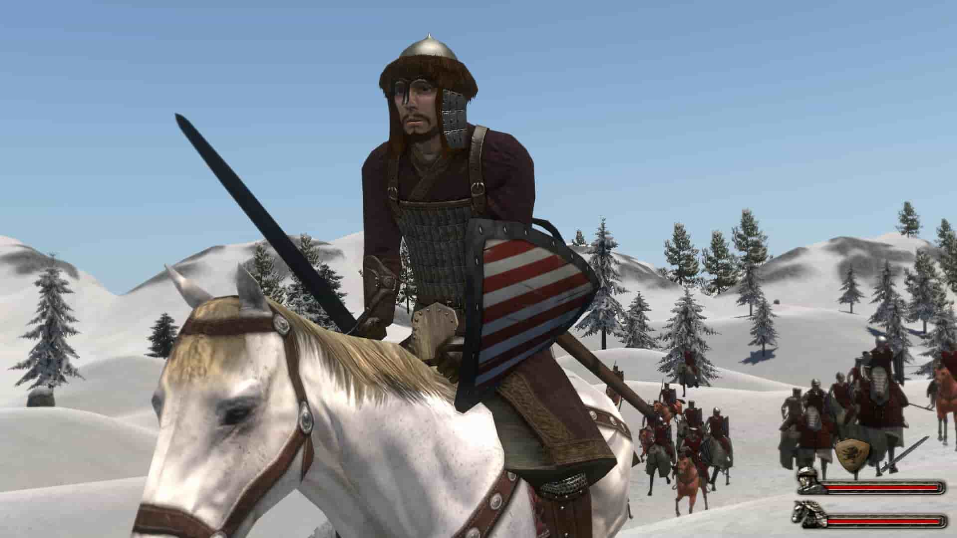 Mount Blade Warband For Mac