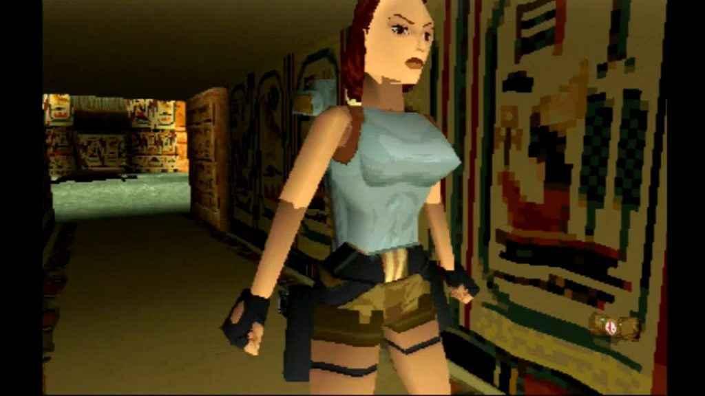 Tomb Raider History 01