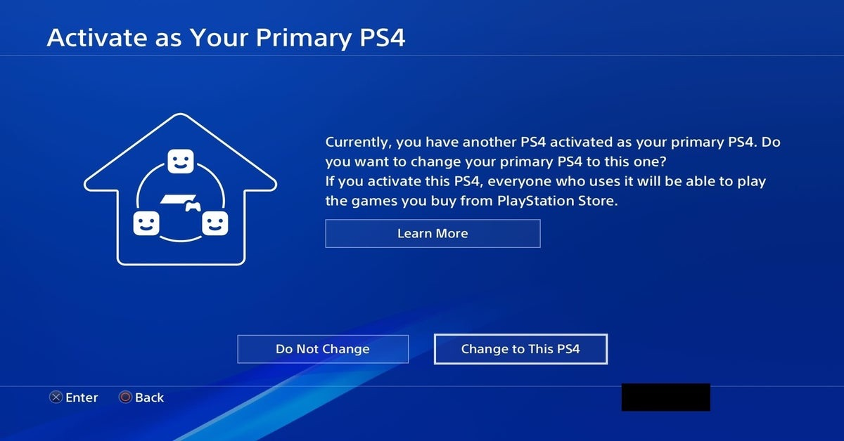 How To Game Share And Share Play On Ps4 And Ps4 Pro Playstation Universe