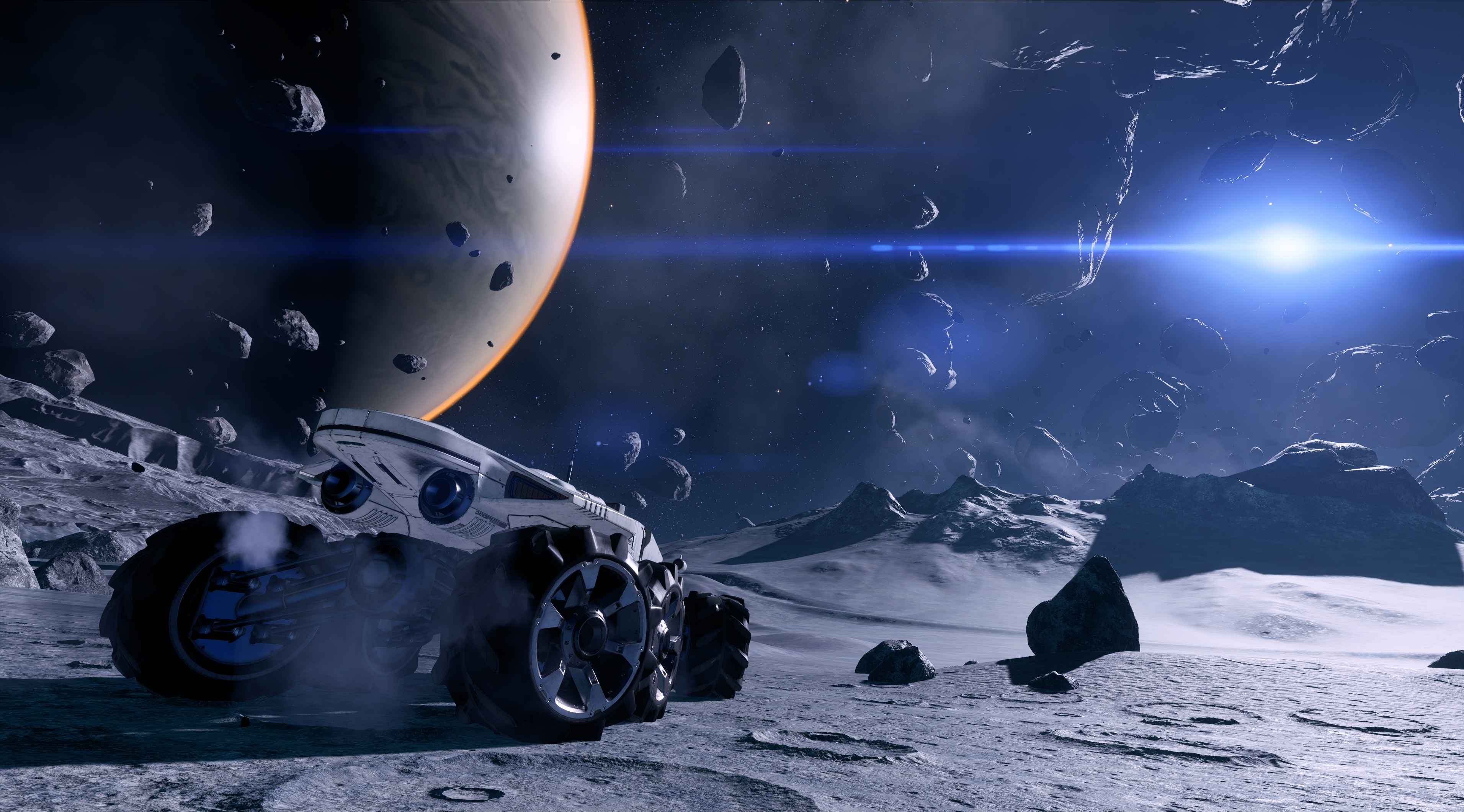 Mass Effect Andromeda Playstation Universe