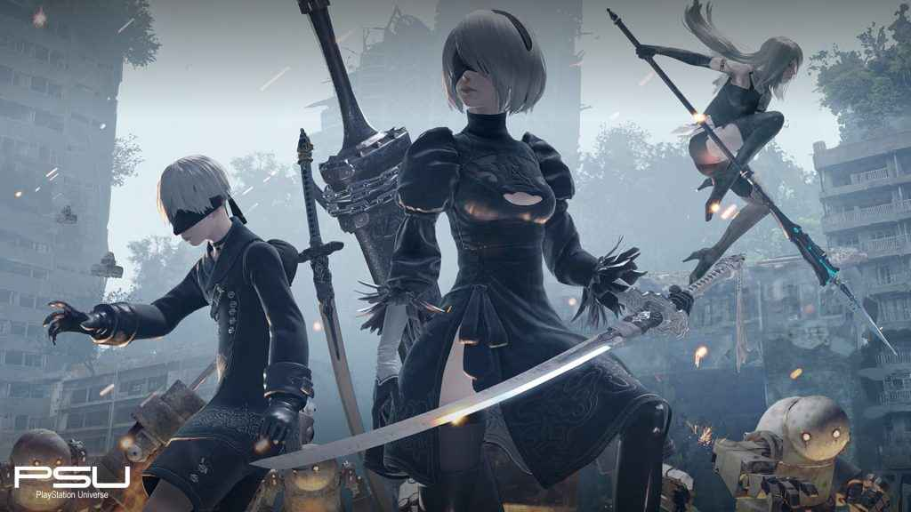 new nier game