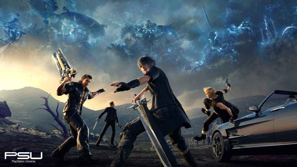 Final Fantasy Type 0 Hd Games 4k Wallpapers Images: PlayStation Universe