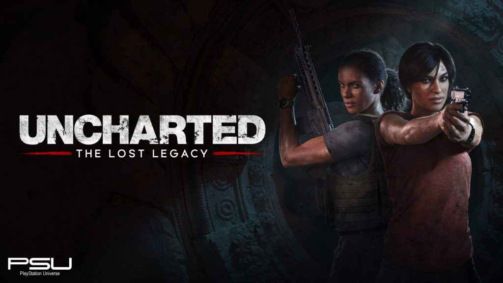 Uncharted The Lost Legacy PS4 Wallpaper