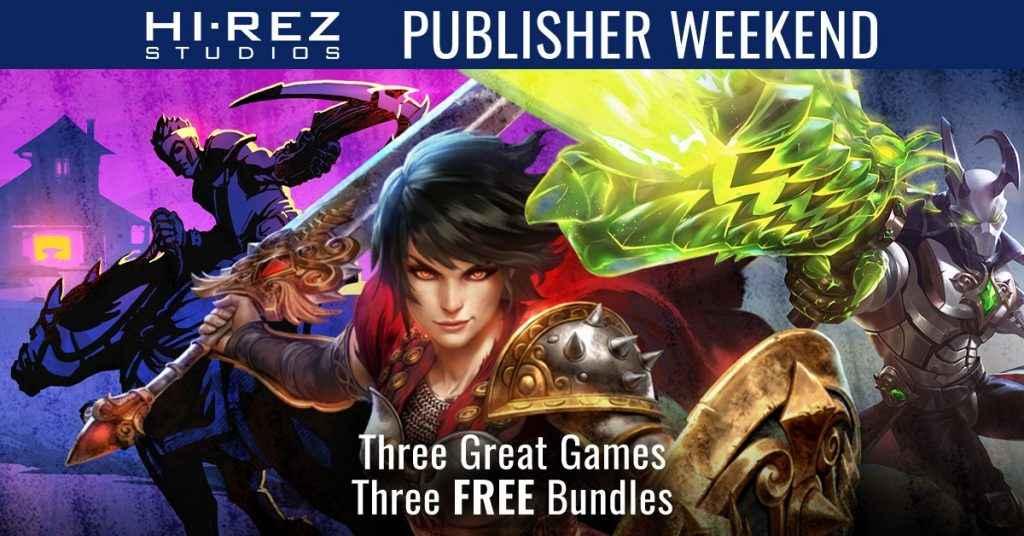 smite publisher weekend