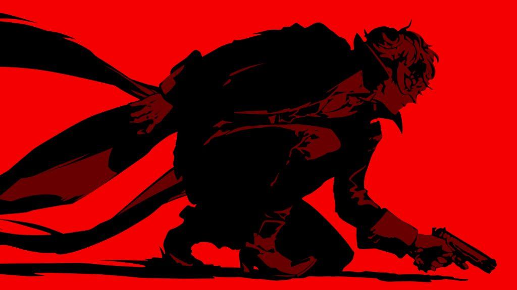 Persona 5 4K PS4 Wallpaper 2