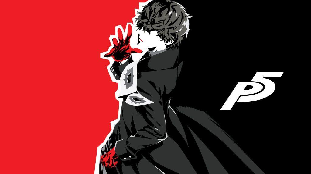 Persona 5 4K PS4 Wallpaper 4