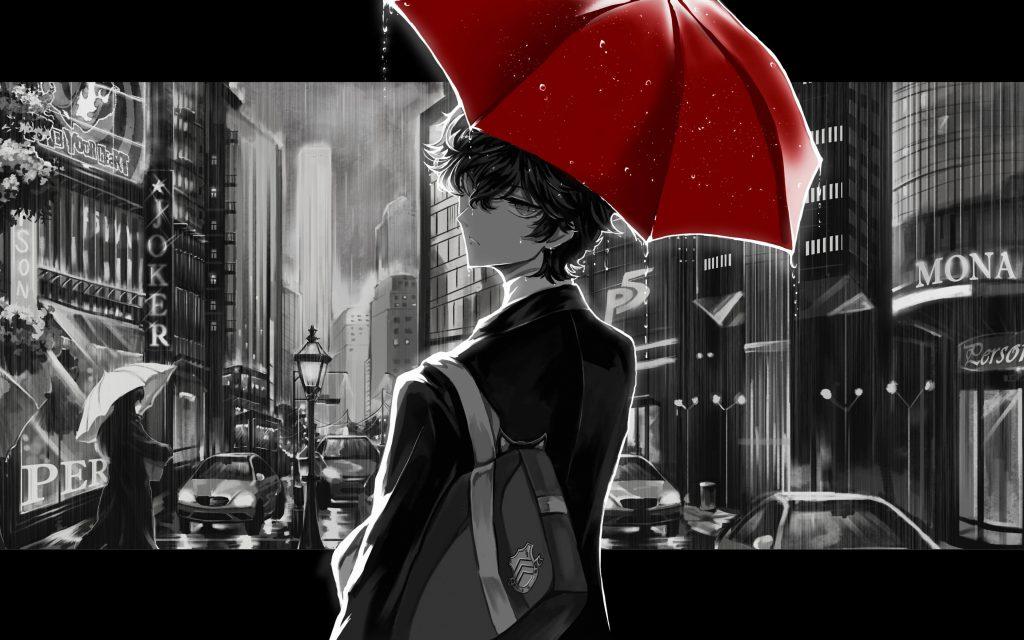 Persona 5 4K PS4 Wallpaper 7