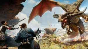 new dragon age game