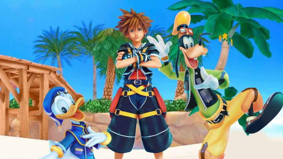Kingdom Hearts 3 Special Edition Offers Exclusive Figurines