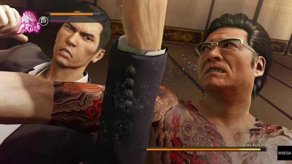 Best Yakuza Games 12